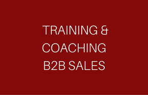 B2B Sales Training Hamburg und B2B Sales Coaching Hamburg
