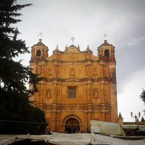 San Cristóbal de las Casas in Mexico
