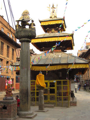 Vishnu-Tempel