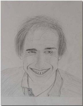 Bild:Adriano Celentano,Bleistift,Zeichnung,Schule,David Brandenberger,d-t-b.ch,d-t-b,