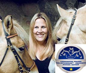 Tina Meier: Zertifizierte Trainerin Dual-Aktivierung nach Michael Geitner