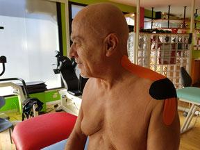 MASSOFISIOTERAPIA - Osteopata e fisioterapista Dr. Antonio Santi - Santa Maria a Monte (PI) | presso la palestra Olympia | Toscana - kinesio taping