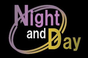 ギター・サークル NIGHT&DAY ロゴ