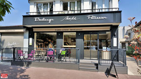Boulangerie-Pâtisserie Nicolas Aubin à Vélizy-Villacoublay.