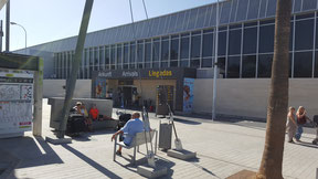 Flughafen Teneriffa Süd - TFS - Reina Sofia