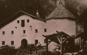 """zum Menü """"Tauernhaus-Steckbrief""""  bitte auf Bild klicken"""