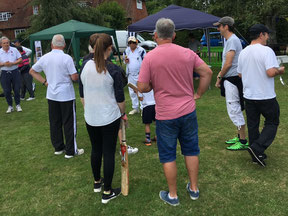 Village Family Cricket Fun Day