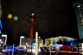 Berlin picture (Alexander Platz) by Alvaro D. Iñigo for Red Booster's website