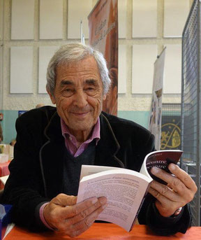 En 2019, Jean Grousset est venu présenter son premier roman à Dormans lors du Salon du livre.
