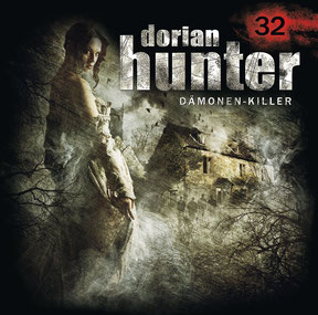 CD-Cover Dorian Hunter - Witchcraft