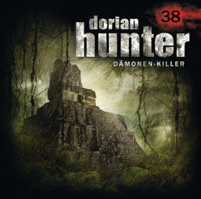 CD-Cover Dorian Hunter - Marucha