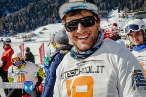Florian Gruber Snowkite Open 2016