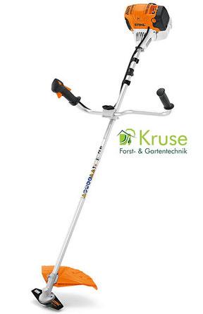 Handliche Motorsensen für die Landschaftspflege von Kruse Gartentechnik aus Petershagen.