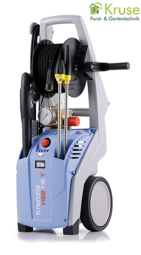 Kränzle Hochdruckreiniger Reparatur Kruse Gartentechnik