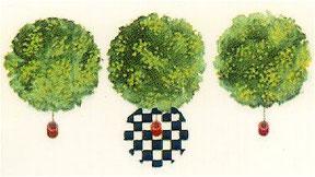 Bild 1: Bäume