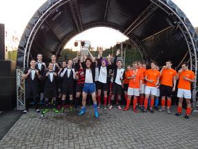 Die Sieger des Altstadtpokals 2016