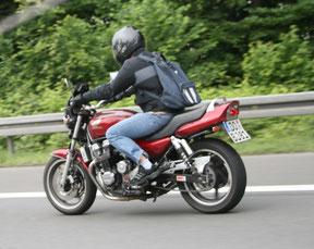 Motorradfahren ohne Verstand?
