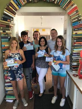 Gemeindebücherei 24.07.2019
