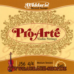 D'Addario Pro Arté for violin strings buy