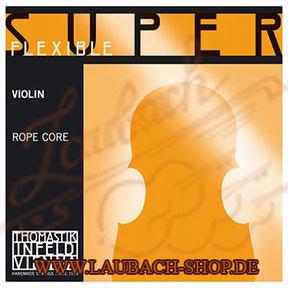 Thomastik Superflexible violin strings, set  buy