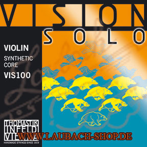 Thomastik Vision Solo - Strings for violin buy