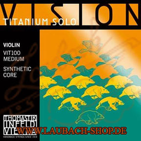 Thomastik Vision Titanium - Strings for violin buy
