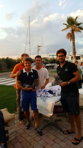 Steven Borzani e Matteo Brescia vincono la Nazionale di San Vincenzo 2016.