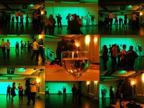 Impressionen vom Tanzsalon im November 2014