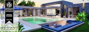 Nouveau programme immobilier MIRARI villas de luxe grand baie ile maurice