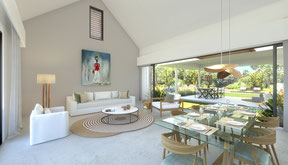 achat maison et villa ile maurice en PDS