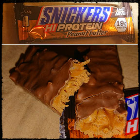 Snickers Proteinriegel