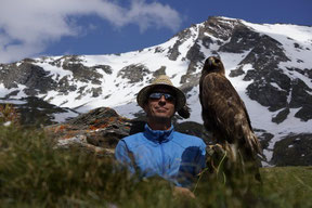 Paul Klima mit Sky, beim Klick aufs Bild gehts zum Falkenhof Lenggries