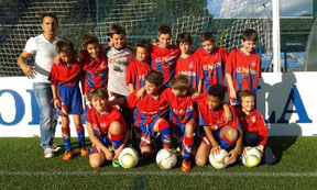 U13 B - Real Sociedad - Eglantins Hendaye