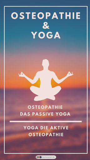 Osteopathie & Yoga - Osteopathie kann eine wertvolle Ergänzung zu Yoga, Yogatherapie, Pranayama, Meditation und auch Ayurveda sein,  da diese ebenfalls einen ganzheitlichen Ansatz haben - depressionein.de für mehr Gesundheit im Leben