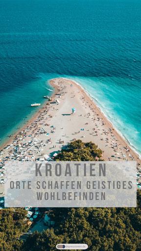KROATIEN Gesundheit und Wohlbefinden -  Orte schaffen geistiges Wohlbefinden Photo by Oliver Sjöström on Unsplash-Bol Croatia