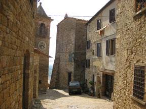Casale, Italien, Toskana