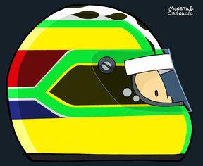 Tomas Scheckter by Muneta & Cerracín