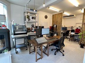 教室の風景の写真