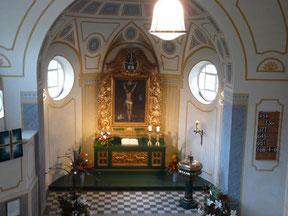Evang. Kirche Kochel