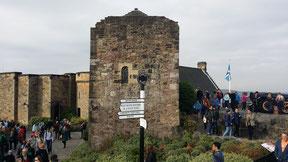 Edinburgh Castle, St Margarets Chapel