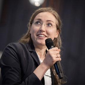 Psychologin Dr. Maika Steinborn