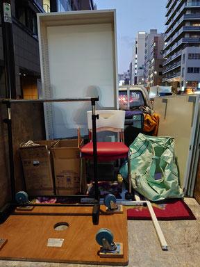 東京都文京区,不用品回収,ごみ屋敷,遺品整理,片付け,