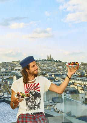 Julien Sebbag, Chef Cuisinier - CREATURES