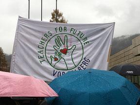 Teachers for Future - Klimademo Bregenz Bild: Carmen Jungmayr