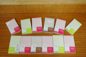 八事教会教会学校 聖句カードファイル