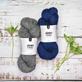 Järbo 2 tr Ull - 100% Wolle von Järbo