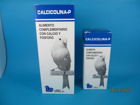calcicolina 250 ml(envase grande)