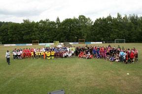25 Teams, über 200 Kicker & ein gemeinsames Zeichen gegen Rechtsextremismus, Intoleranz und Fremdenfeindlichkeit!