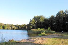 Oyter See - Badesee, Spielplatz und viel Natur