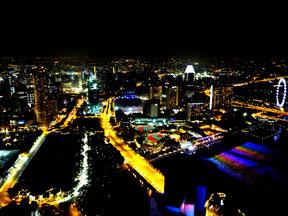 Singapore - eine pulsierende Metropole im Wandel